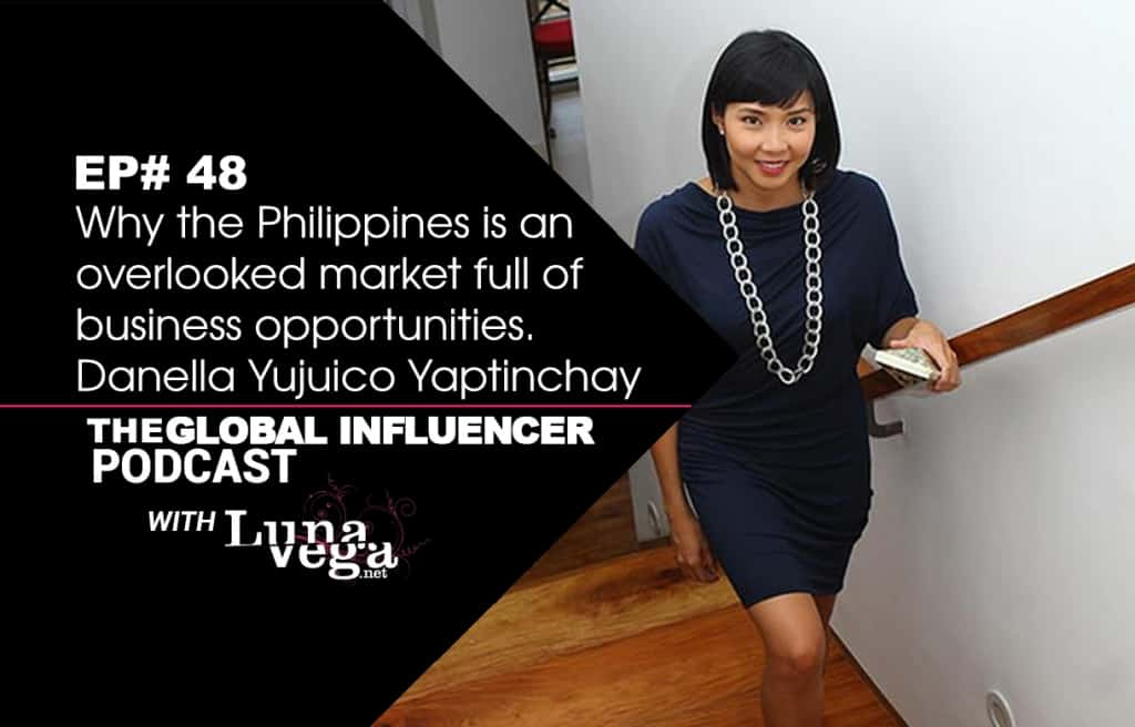 Why the Philippines is an overlooked market full of business opportunities - Danella Yujuico Yaptinchay